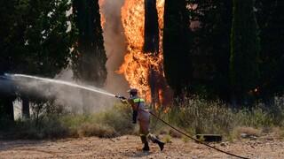 Φωτιά στην Αιτωλοακαρνανία - Εκκενώνονται οι οικισμοί Παραδείσι και Περπάτη