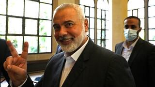 Λωρίδα της Γάζας: Ο Ισμαήλ Χανίγε επανεξελέγη στην ηγεσία της Χαμάς