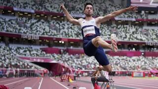 Ολυμπιακοί Αγώνες Τόκιο: Χρυσό μετάλλιο ο Μίλτος Τεντόγλου στο μήκος με άλμα στα 8,41μ.