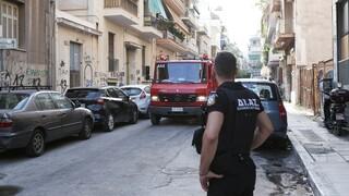 Τραγωδία στα Πατήσια: Δύο νεκροί από φωτιά σε διαμέρισμα