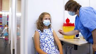 Κύπρος: Άνοιξε η πύλη εμβολιασμού για την ηλικιακή ομάδα 12-15 ετών