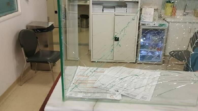 Επεισόδια στα επείγοντα του νοσοκομείου Αγρινίου από ομάδα Ρομά