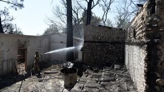 Φωτιά στην Αχαΐα: Κυβερνητικό κλιμάκιο θα κάνει αποτίμηση των καταστροφών