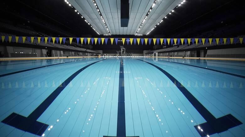 Ολυμπιακοί Αγώνες: Θετική στον κορωνοϊό αθλήτρια της Εθνικής ομάδας καλλιτεχνικής κολύμβησης