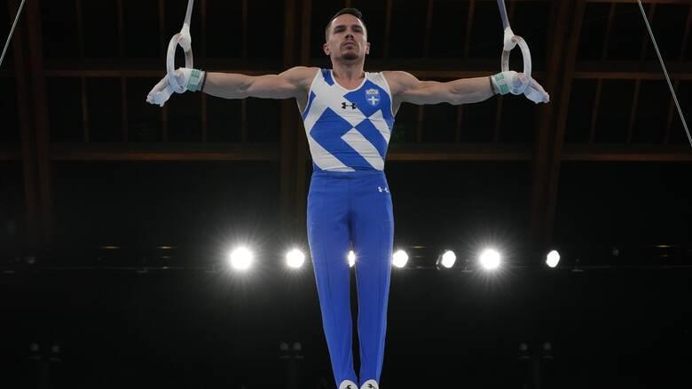Ολυμπιακοί Αγώνες Τόκιο - Γεννηματά: Ακόμα μία μεγάλη διάκριση για τον «Άρχοντα των Κρίκων»