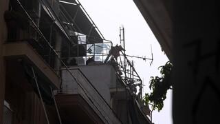 Πατήσια: Συγκλονιστικό βίντεο από την έκρηξη στο διαμέρισμα όπου σκοτώθηκαν γιαγιά και εγγονός
