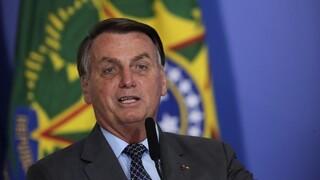 Βραζιλία: Αντιμέτωπος με έρευνα του εκλογοδικείου ο πρόεδρος Ζαΐχ Μπολσονάρου