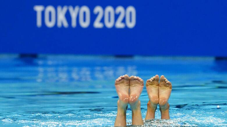 Ολυμπιακοί Αγώνες: Τρία κρούσματα κορωνοϊού στην καλλιτεχνική κολύμβηση - Αποσύρθηκε η εθνική ομάδα