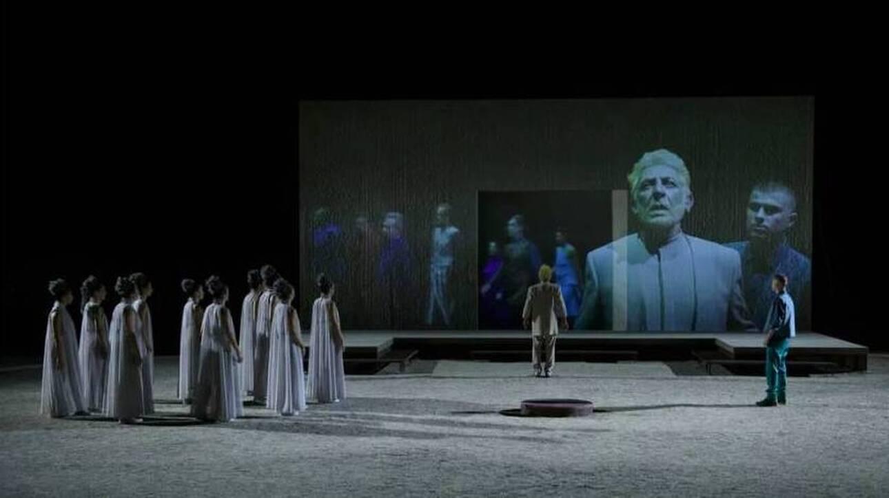 Oι «Φοίνισσες» από το Εθνικό Θέατρο φεύγουν για περιοδεία - Μετά το θρίαμβο στην Επίδαυρο