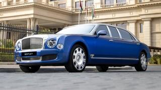 H Bentley Mulsanne Grand Limousine είναι η επιτομή της πολυτέλειας
