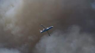 Νέα πυρκαγιά στο νησί της Κω