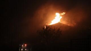 Ρόδος – Αυξημένα μέτρα επιφυλακής μετά τη φωτιά – Απαγόρευση εκδρομέων σε δασικές περιοχές