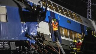 Σύγκρουση τρένων στην Τσεχία – Δύο νεκροί