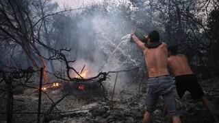 Ζερεφός: Δεν έχουμε δει ακόμη μεγάλη φωτιά - Η μετεωρολογική κατάσταση θυμίζει 2007