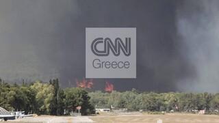 Φωτιά Βαρυμπόμπη: Κυβερνητική σύσκεψη την Πέμπτη για τα μέτρα ανακούφισης των πυρόπληκτων