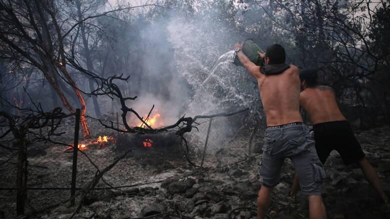 Μπεχράκης για πυρκαγιές: Τα σωματίδια καπνού μπορεί να προκαλέσουν καρκίνο  - CNN.gr