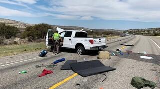 ΗΠΑ: Τροχαίο στο Τέξας με 10 νεκρούς και 12 τραυματίες - Ανετράπη βαν που μετέφερε μετανάστες