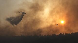 Φωτιά Ρόδος: Κάηκαν 10.000 στρέμματα- Ξεκίνησε η καταγραφή των ζημιών