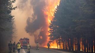 Πρωτόγνωρες πυρκαγιές στη Σιβηρία λόγω της κλιματικής αλλαγής