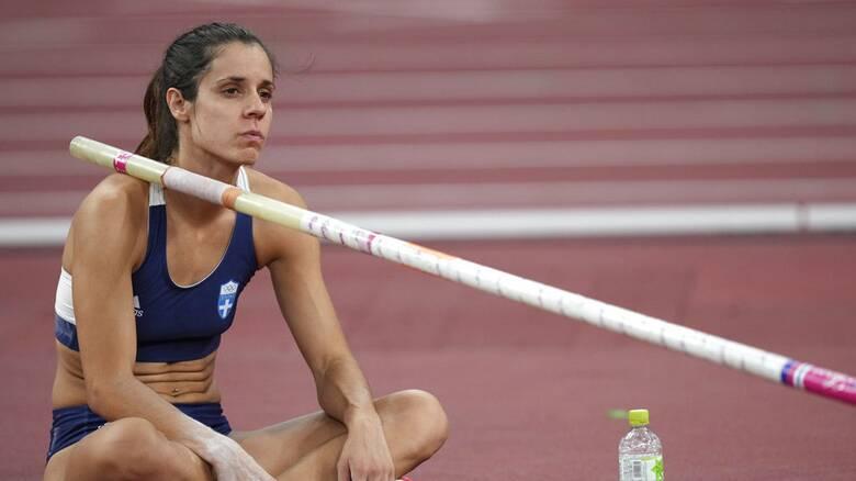 Ολυμπιακοί Αγώνες Τόκιο: Τέταρτη η Στεφανίδη στον τελικό του επί κοντώ - Όγδοη η Κυριακοπούλου
