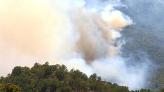 Πυρκαγιά στα Γρεβενά - Προληπτική εκκένωση οικισμών