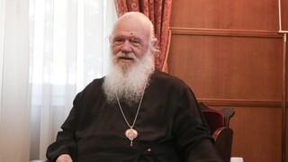 Στη διάθεση των πυρόπληκτων θέτει ο Αρχιεπίσκοπος Ιερώνυμος τις δομές της Εκκλησίας