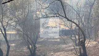 Φωτιές Αττική: Σκληρή μάχη στο Κρυονέρι - Εκκενώνονται Λίμνη Μαραθώνα και Καλέτζι