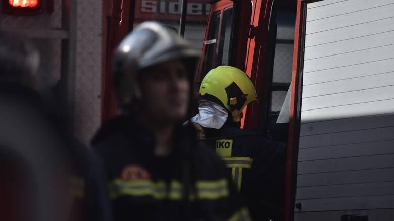 Φωτιά Αττική: Προς Πετρούπολη η φωτιά από τα Ανω Λιόσια - Υπό έλεγχο το μέτωπο στο Σούνιο