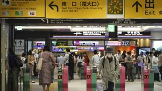 Τόκιο: Επίθεση με μαχαίρι σε προαστιακό τρένο κοντά σε Ολυμπιακές εγκαταστάσεις