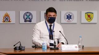 Φωτιές - Χαρδαλιάς: Διαχειριζόμαστε 55 πυρκαγιές - Ελπίδες για οριοθέτηση της Αττικής σήμερα