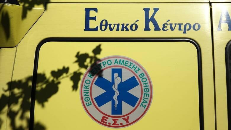 Φωτιές - ΕΚΑΒ: Πυροσβέστης με κατάγματα στο νοσοκομείο Χαλκίδας - Άλλοι επτά τραυματίες