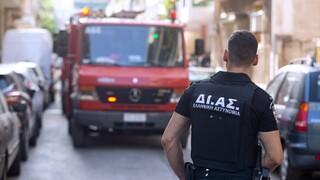 Φωτιές στην Αττική: Προσαγωγή υπόπτου για εμπρησμό στο Άλσος Πετρούπολης