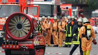 Γερμανία: Πυροσβέστες και οχήματα στέλνουν Βόρεια Ρηνανία - Βεστφαλία και Έσση στην Ελλάδα