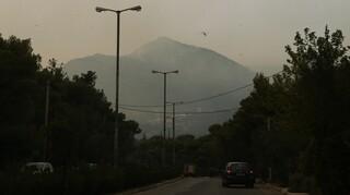 Φωτιές: Κανονικά η κίνηση στον αυτοκινητόδρομο Κόρινθος-Τρίπολη-Καλαμάτα