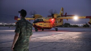 «Πυρά» ΣΥΡΙΖΑ σε Μητσοτάκη: Τελικά τα Canadair βρέθηκαν, τα έψαχναν οι πολίτες εδώ και μέρες