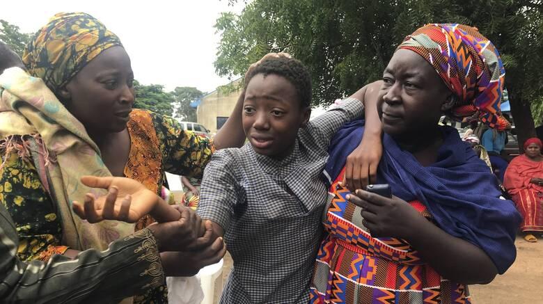Επιστροφή από την κόλαση: Στην οικογένειά της, 7 χρόνια μετά, ένα από τα «κορίτσια του Τσιμπόκ»