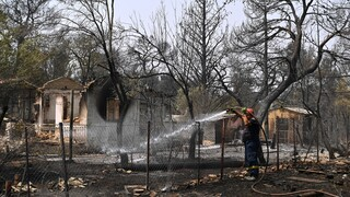 Φωτιά στην Βαρυμπόμπη: Εντοπίστηκε εμπρηστικός μηχανισμός μέσα στο δάσος