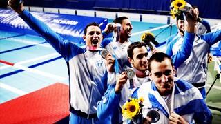 Πόλο - Καπότσης: Το μετάλλιο ανήκει σε όλους, ευχαριστώ τον Δημήτρη Γιαννακόπουλο, τον Αντετοκούνμπο