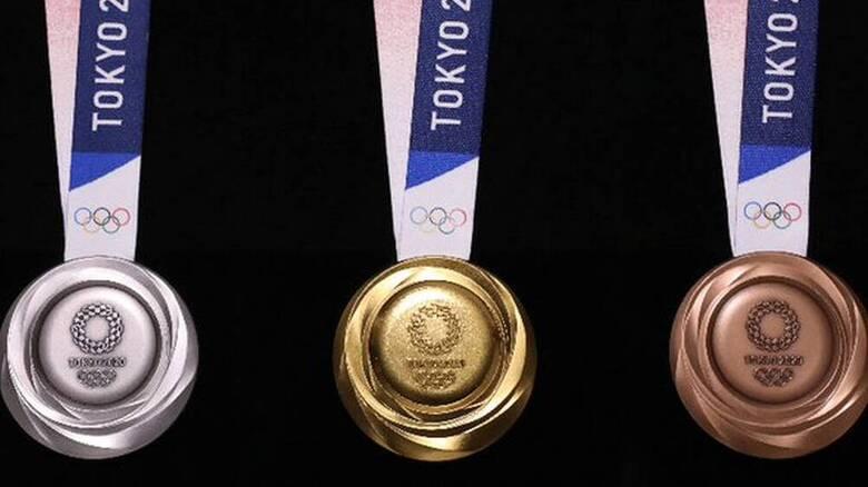 Ολυμπιακοί Αγώνες: Ο τελικός πίνακας μεταλλίων στο Τόκιο