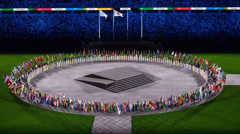 Ολυμπιακοί Αγώνες Τόκιο: Πέρασαν στην Ιστορία - Εντυπωσιακή τελετή λήξης
