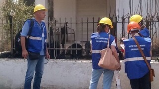Ξεκίνησε η καταγραφή των ζημιών από τις πυρκαγιές στην Αττική