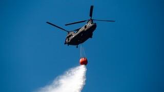 Πυρκαγιές: Παραιτήθηκε ο διοικητής της Αεροπορίας Στρατού