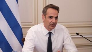 Ευχαριστίες Μητσοτάκη στον Ισραηλινό πρωθυπουργό για τη βοήθεια στις πυρκαγιές