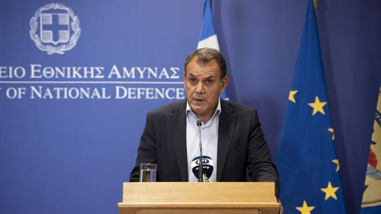 Παναγιωτόπουλος: Δεν ισχύει η παραίτηση του διευθυντή της Αεροπορίας Στρατού
