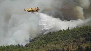 Πολύ υψηλός κίνδυνος πυρκαγιάς σε πέντε Περιφέρειες της χώρα την Τρίτη