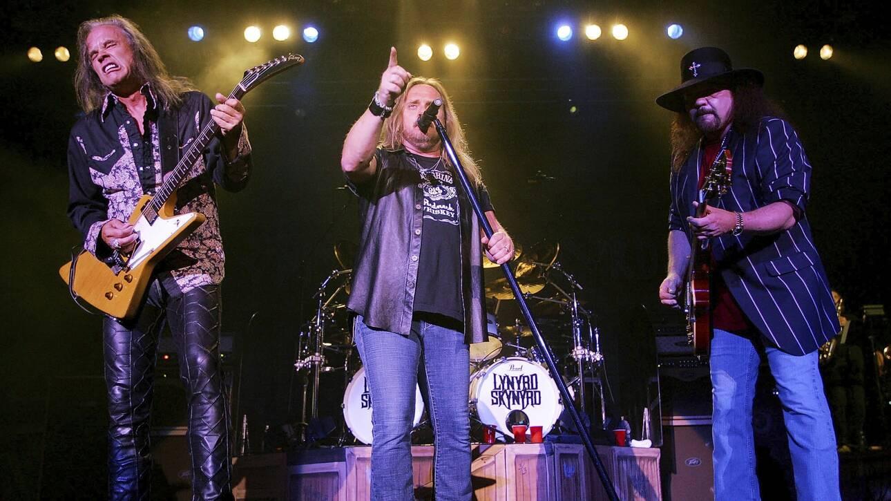 Ο κορωνοϊός σταματά την περιοδεία των Lynyrd Skynyrd στις ΗΠΑ: Θετικός ο κιθαρίστας