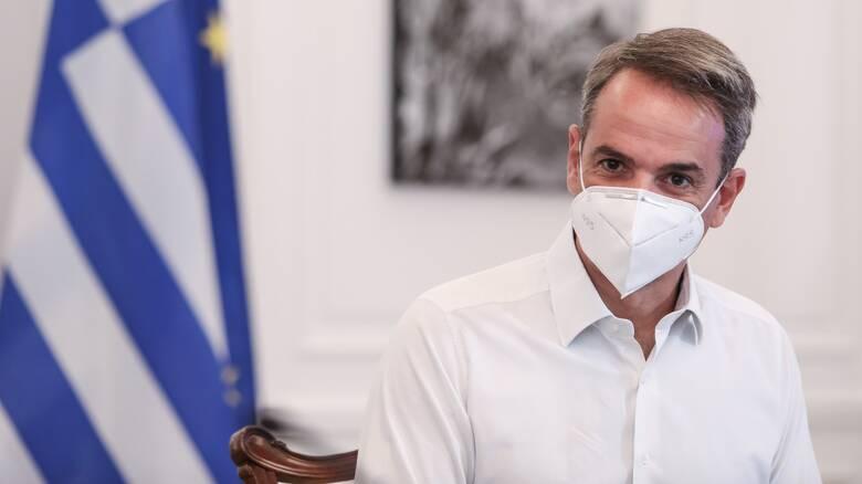 Μητσοτάκης: Στεγαστική συνδρομή έως 150.000 ευρώ - Αποζημίωση επιχειρήσεων στο 70%