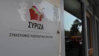 ΣΥΡΙΖΑ: Χθες ο κ. Μητσοτάκης ζητούσε συγγνώμη, σήμερα ο κ. Χαρδαλιάς τα βρήκε όλα άψογα