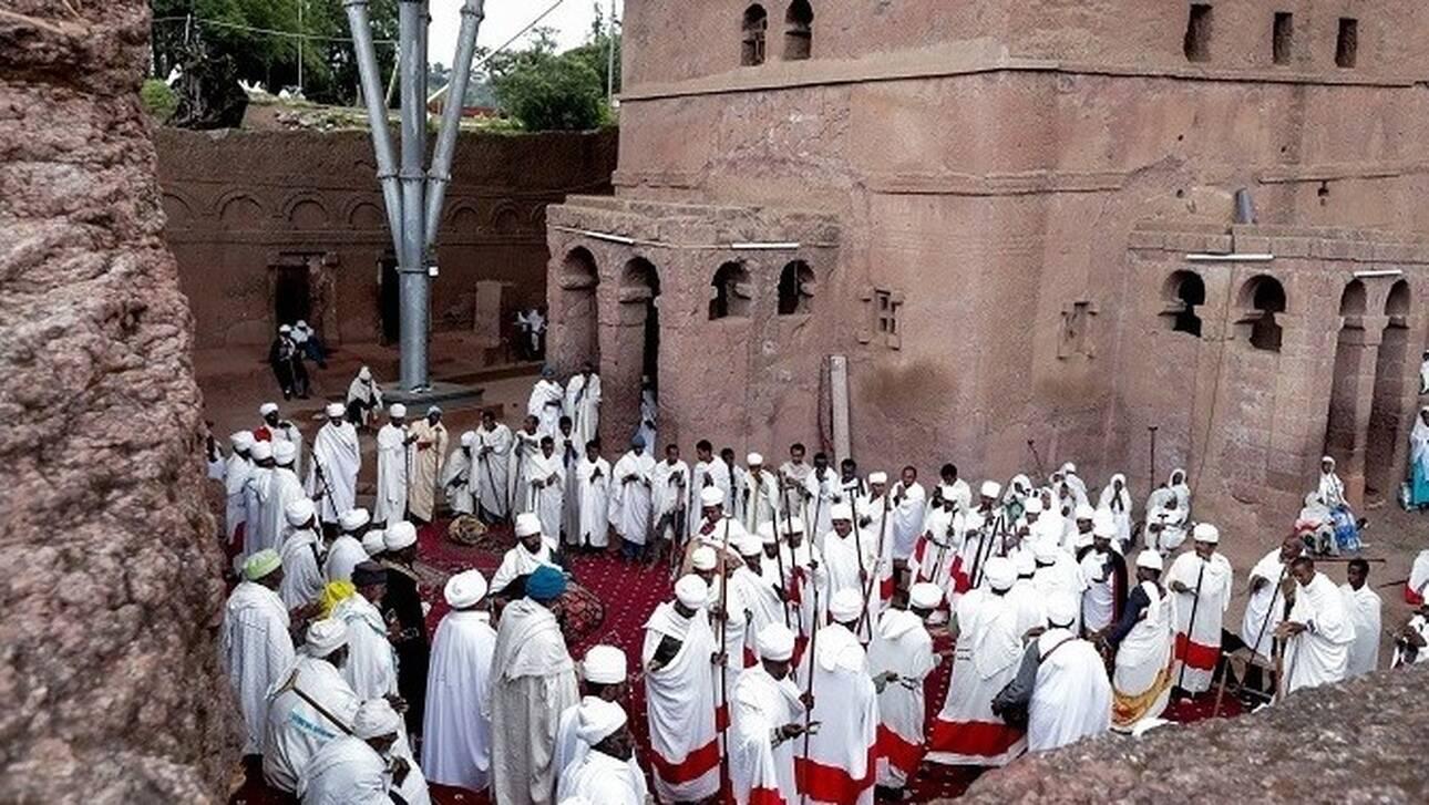 Γαλλία: H Unesco ανησυχεί για τη Λαλιμπέλα της Αιθιοπίας