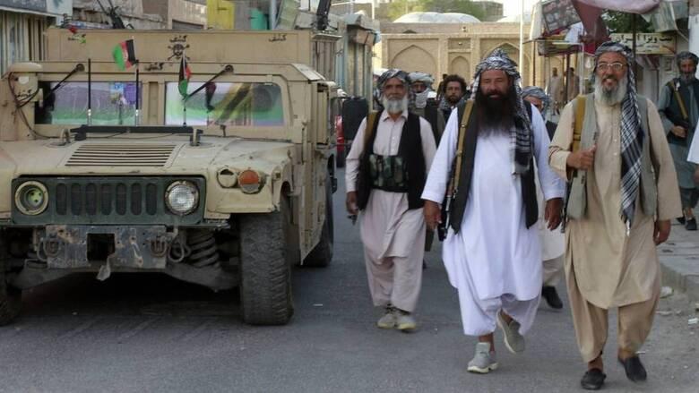Αφγανιστάν: Οι Ταλιμπάν έθεσαν υπό τον έλεγχό τους την πρωτεύουσα της επαρχίας Φάρα